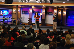 Servicio - 05/15/13 (Rudy Gracia) Tags: pastor ruddy rudy gracia segadores de vida iglesia cristiana christian god jesus church preaching predica south florida miami hollywood fl crowd people spanish hands worship praise music
