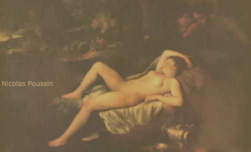 """Genealogía de las Soñantes, versiones de Lucas Cranach el Viejo (1534), Giorgione (1510), Tiziano Vecellio (1524), Nicolas Poussin (1625), Jean Auguste Ingres (1864), Amadeo Modigliani (1919), Pablo Picasso (1920), (1954), (1955), (1961). • <a style=""""font-size:0.8em;"""" href=""""http://www.flickr.com/photos/30735181@N00/8746828823/"""" target=""""_blank"""">View on Flickr</a>"""