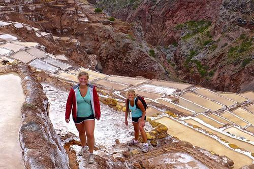 Salinas - salt mine