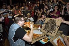 2S0A7541 (Marianne Spellman) Tags: pizzafest pizzafest7 pizzaeatingcontest sizzlepie elcorazon seattle 8616 vhs punk festival eatingcontest mariannespellman popthomology