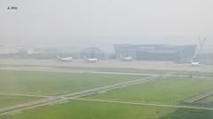 Asiana Airlines hangar (A. Wee) Tags: korea  incheon airport  seoul  asianaairlines icn hangar