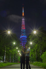 20160807-Tokyotower (kazuki_papa) Tags: tokyotower