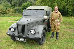 Soviet at Hooton Park (masimage) Tags: hootonpark hooton park 1940s weekend 2016 wartime ww2 wwii soldier army navy raf usarmy jive dance thevictorygirls victorygirls victory girls belladonnabrigade belldonna brigade singers ensa vintage britain 40s reenactment reenactor