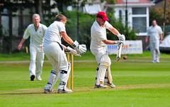 Wallasey CC v Birkenhead CC (sab89) Tags: wallasey cricket club birkenhead park local derby ova wirral match bowling runs batting wicket keeper batsman