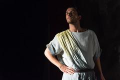 160724_MilesGloriosus_617 (sergio_scarpellini) Tags: milesgloriosus plautusfestival plautus theater teatro sarsina plauto ettorebassi justinemattera corradotedeschi