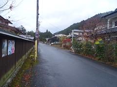 Streets of Nikko (Shutter Chimp: Im back!) Tags: mountain cloud nikko street house