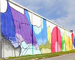 Unsure of Title (Ellsasha) Tags: houston streetart art colours colors streets