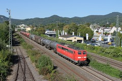 DB 151 041-1 Bad Honnef 07-09-2016 (Mik-rail) Tags: rhein rhine 151 db