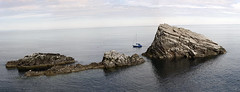 portknockie rocks (stusmith_uk) Tags: scotland landscape coast moray morayfirth portknockie rocks july 2016
