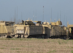 T.J. Neate Copyrighted Photograph (Neatescale) Tags: reme recovery rrv repairrecoveryvehicle spta salisburyplain warthog