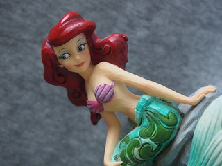 Disney Traditions by Jim Shore Ariel from The Little Mermaid Figurine