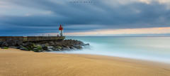 Water calm II (Alberto Nalda) Tags: longexposure faro lighthouse