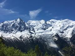 Mont Blanc (Josich) Tags: mont blanc mountain chamonix france nature snow glacier sky blue ice climb climbing trekking travel ggx