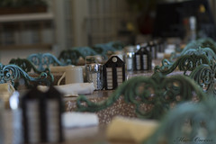 The table is set... (mark owens2009) Tags: table salt pepper chairs chattanoogatennessee choochoo napkin tablesetting