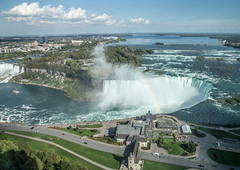 Niagara Falls, Ontario (johnkulhawik203) Tags: kulhawik waterfall niagarafalls outside horseshoefalls longexposure rainbow