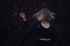 Tomorrow (SheldynKay) Tags: selfportrait portrait 365 motion