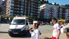 Jornada de Puertas Abiertas de Cruz Roja en Ondarroa (Cruz Roja Bizkaia) Tags: cruzrojabizkaia ondarroa bizkaia puertasabiertas leaartibai voluntariado
