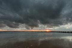 Blyth - Northumberland (Callaghan69) Tags: blyth beach northumberland seascape seaside sunrise sky sea groyne northsea northeast coast coastal coastline clouds landscape nikon d810 ukbeaches longexposure