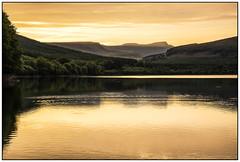 Pentwyn Reservoir (glennporterphotography.com) Tags: brecon beacons south wales landscape sunset pentwyn reservoir pen y fan corn du