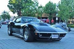 26th Annual Old Town Monrovia Car Show (USautos98) Tags: chevrolet corvette stingray hotrod streetrod custom chevy