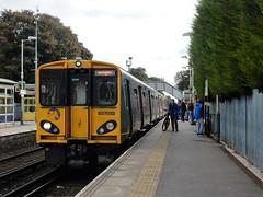 Merseyrail Class 507 (deltrems) Tags: class507 emu electric multiple unit train railway rail merseyrail freshfield station sefton merseyside