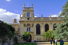 Trinity College (TonyKRO) Tags: oxford university england architecture history touristattraction education trinity college oxforduniversity