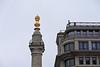 The Monument and Pudding Lane (Dun.can) Tags: greatfireoflondon 1666 350thanniversary monument london puddinglane christopherwren wren ec3 cityoflondon 17thcentury