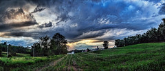 IMG_9947-49Ptzl1scTBbLGE (ultravivid imaging) Tags: ultravividimaging ultra vivid imaging ultravivid colorful canon canon5dmk2 fields farm clouds sunsetclouds stormclouds scenic rural vista rainyday