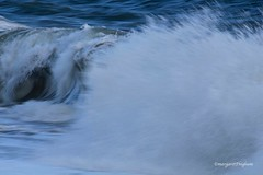 Explosion of wave (Margaret Preuss-Higham) Tags: canon movement force texture splash rough ocean water wave