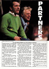 Coventry City vs Manchester United - 1981 - Page 19 (The Sky Strikers) Tags: coventry city manchester united highfield road sky blue official matchday magazine 30p football league division one
