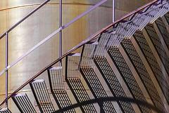 D3337-Escalera al cielo (I) (Eduardo Arias Rbanos) Tags: composiciones compositions abstracto abstract ritmos rhytms eduardoarias eduardoariasrbanos sombras shadow beda panasonic lumix g6 escalera stairs