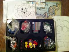 Vikingr! (emperor.willmot) Tags: board game vikings vikingr tabletop worker placement hand management eurogame