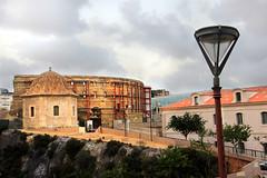 Runas (Vera Schuck Paim) Tags: teatro romano ruinas em cartagena espanha spain runa romanas colunas mrmore rosa jardins caminhos reconstruoes