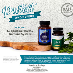 04-Inner Defense Life 5 (Jessica Bailey YLEO) Tags: yleo essential oils young living autumn fall recipes wellness oil oily mom body system support inner defense thieves life 5 probiotic