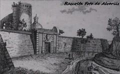 1747 ca 2005 Porta Pertusa By G. Vasi a, (Roma ieri, Roma oggi: Raccolta Foto de Alvariis) Tags: portapertusa gvasi raccoltafotodealvariis 1747 quartiereaurelio sanpietro cittdelvaticano roma rome italy