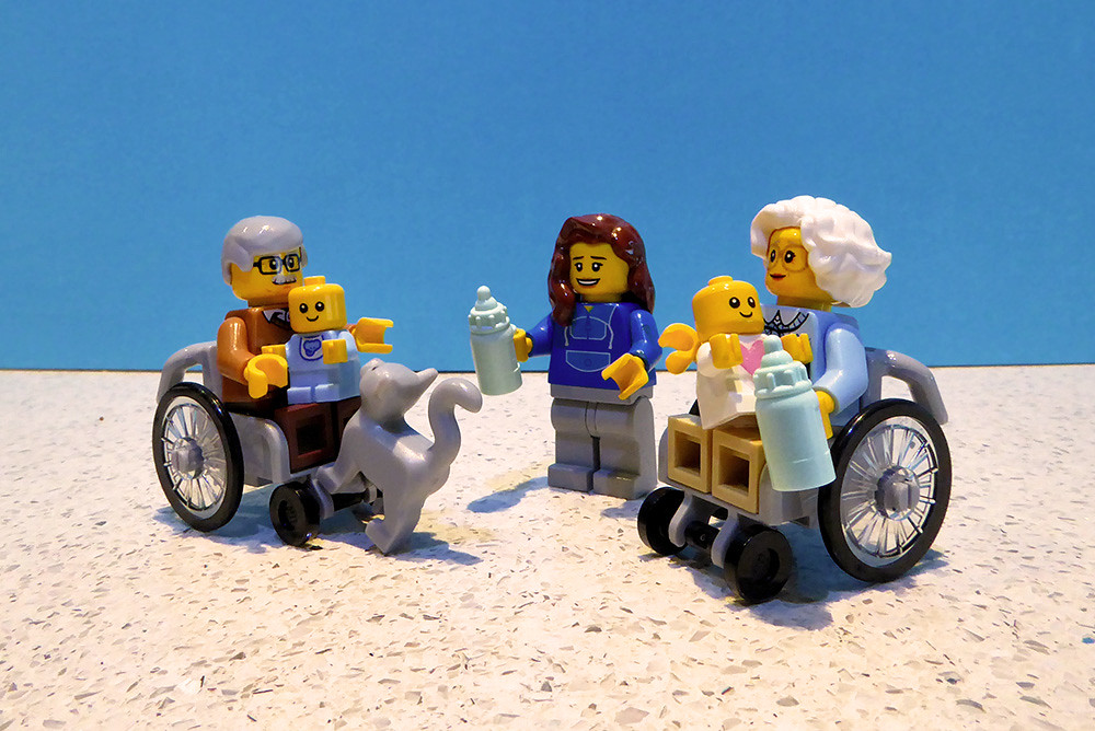 the world s newest photos of grandpa and lego flickr hive mind