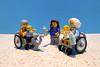 P1060407-2 (AnnVB) Tags: lego minifigure grandma mum grandpa baby babysitter cat wheelchair