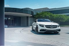 Mercedes Benz S63 AMG Coupe (Richard.Le) Tags: mercedes benz amg s63 coupe avant garde forged wheels white california richard le automotive photography commercial natural sony a7rii image photo photoshop edit transportation business class