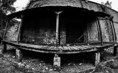 The train doesn't stop here anymore. (Tom Slate) Tags: warehouse decay petersburg virginia petersburgvirginia