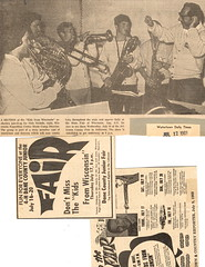EPSON034 (kidsfromwisconsin) Tags: watertown nichols dance danecounty young 1969 4hdance insterments trumpet tuba trombone
