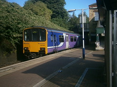 150146 @ Moorside (ianjpoole) Tags: northern rail 150146 150147 working 2j66 kirkby blackburn