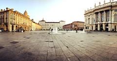 Torino - Piazza Castello (rubianco) Tags: torino piazzacastello piazza