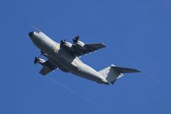 ZM406 circuits. (aitch tee) Tags: cardiffairport aircraft militaryaircraft royalairforce airbus a400m atlasc1 training circuits ascot476 zm406 cwlegff maesawyrcaerdydd walesuk