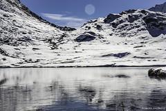 Ice (marco.servalli92) Tags: piemonte lake lago ice ghiaccio mountain mountains italianalps italia italy