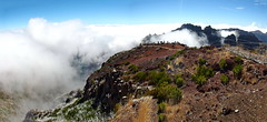 View from Pico Ruivo - Madeira