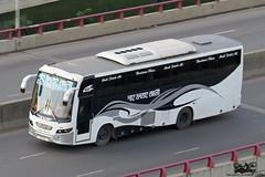Shah Fote Ali Hino AK1J coach. (Samee55) Tags: bangladesh bus coach hino ak1j shah fote ali