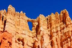 Peekaboo (Paige_Terhune) Tags: follow first beautiful love nature comment like redrock red desert np nationalpark brycecanyon rocks rock mountain hole peekaboo