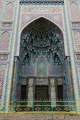 Saint Petersburg Mosque in Russia (phuong.sg@gmail.com) Tags: antique arabic arch architecture art blue brick built color culture decoration design door doorway east eastern exterior gate green history image islam islamic light middle moor moorish mosaic mosque niche old ornate pattern portal religion russia saintpetersburg sky spirituality stone structure style texture tile tower traditional variation wall