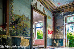 Floor 2 (Ambach Raiders Photography) Tags: exploration urban urbex lost places rotten place decay zerfall dusty chateau verlassen vergessen forgotten