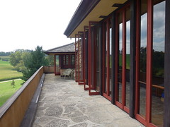201609189 Taliesin (taigatrommelchen) Tags: 20160936 usa wi wisconsin springgreen sight icon building architecture